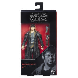 Star Wars Black Series DJ (Due January 22nd)