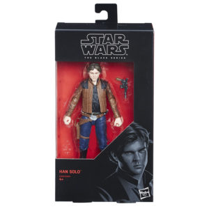 Star Wars Black Series Solo Movie Han Solo (Due January 22nd)