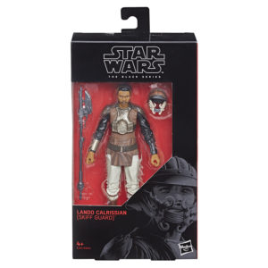 Star Wars Black Series Lando Calrissian Skiff Guard