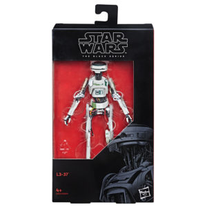 Star Wars Black Series (Solo Movie) L3-37