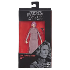 Star Wars Black Series Vice Admiral Holdo (Due January 22nd)