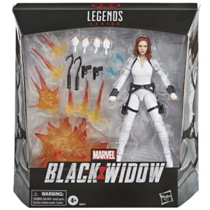 PRE-ORDER Marvel Legends Deluxe Black Widow
