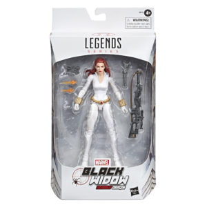 PRE-ORDER Marvel Legends Exclusive Black Widow Deadly Origin