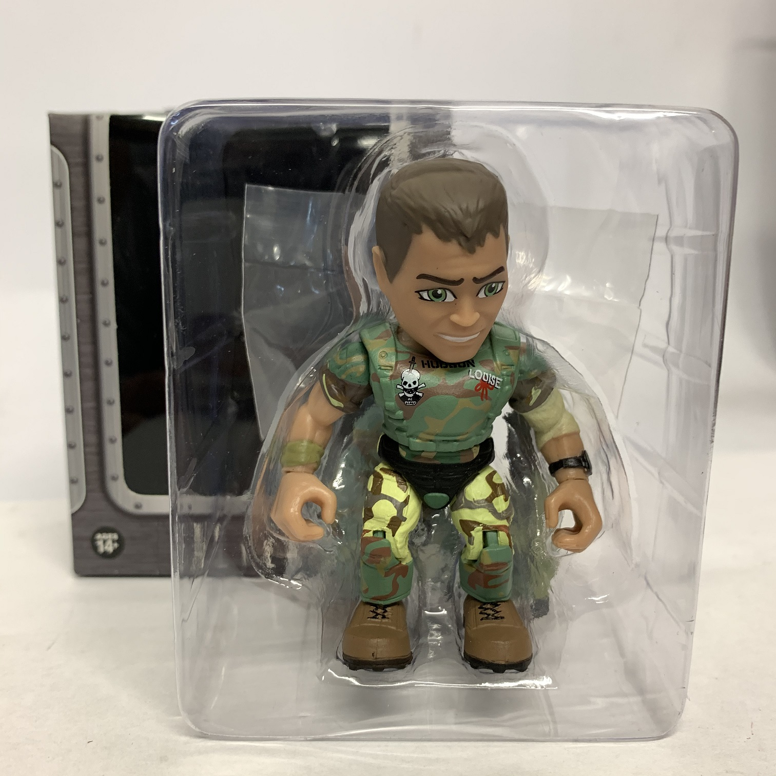 The Loyal Subjects ALIENS Action Vinyls WILLIAM HUDSON Figure