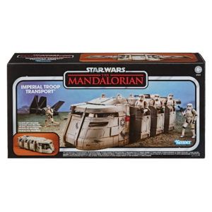 PRE-ORDER Star Wars Vintage Collection The Mandalorian Imperial Troop Transporter