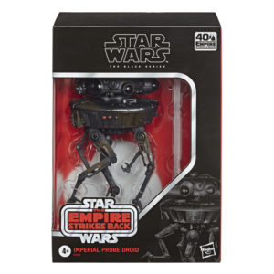 Star Wars Black Series Deluxe Imperial Probe Droid