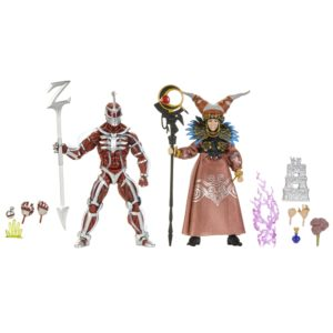 PRE-ORDER Power Rangers Lightning Collection Lord Zedd and Rita