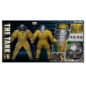 PRE-ORDER Toys Era The Tank (Juggernaut) 1/6 Scale Collectible Figure