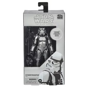 PRE-ORDER Star Wars Black Series Carbonized Stormtrooper (2nd Batch Due August)