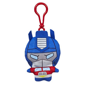 Transformers G1 Clip On Plush Optimus Prime