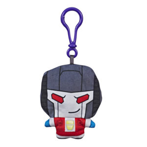 Transformers G1 Clip On Plush Starscream