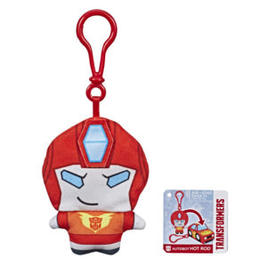 Transformers G1 Clip On Plush Hotrod