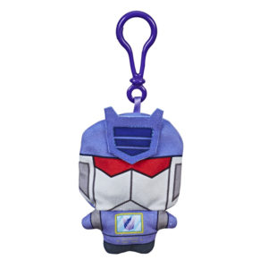 Transformers G1 Clip On Plush Soundwave