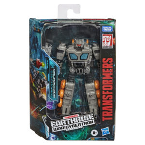 Transformers Earthrise Deluxe Fasttrack