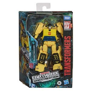 PRE-ORDER Transformers Earthrise Deluxe Sunstreaker