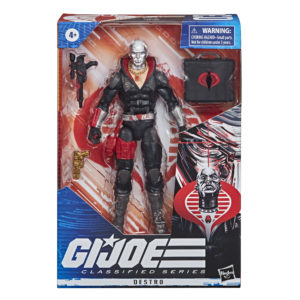 PRE-ORDER G.I Joe 6″ Classified Series Destro