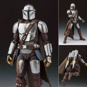 PRE-ORDER Star Wars S.H.Figuarts The Mandalorian in Beskar Armor