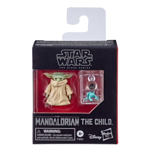 "BACK ORDER Star Wars Black Series ""The Child"" From Mandalorian (Due June 5th)"