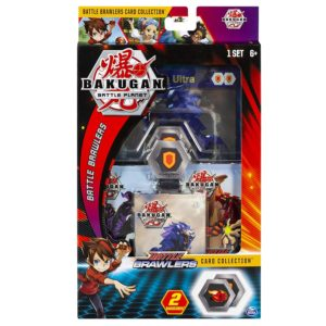 Bakugan Battle Planet Deluxe Card Collection Hydorous