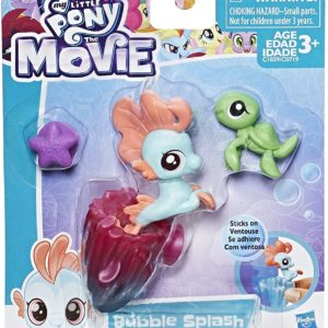 My Little Pony The Movie Seapony and Hippogriff – Bubble Splash