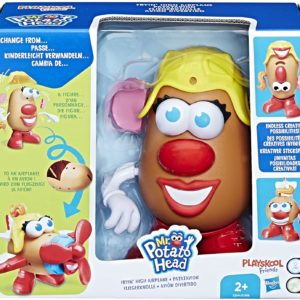 Mr Potato Head Fryin High Airplane
