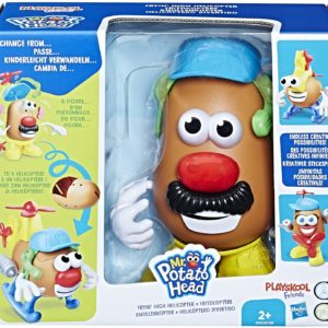 Mr Potato Head Fryin High Helicopter