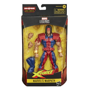 PRE-ORDER Marvel Legends Deadpool Strong Guy Series Warpath