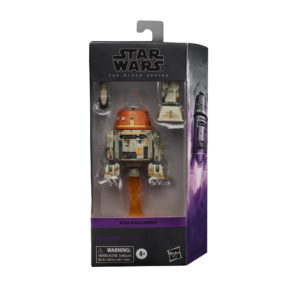 PRE-ORDER Star Wars Black Series REBELS Chopper (1 PER CUSTOMER)