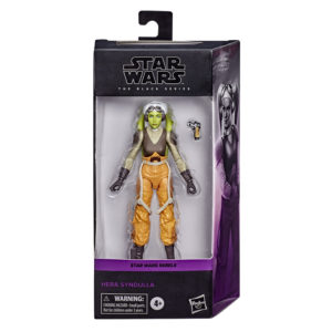 PRE-ORDER Star Wars Black Series REBELS Hera Syndulla (1 PER CUSTOMER)
