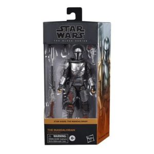 Star Wars Black Series Mandalorian Beskar Armor (Max 1 Per Customer)