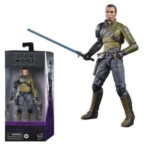 PRE-ORDER Star Wars Black Series REBELS Kanan Jarrus (1 PER CUSTOMER)