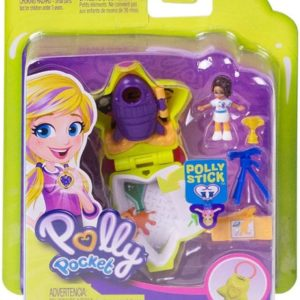 Polly Pocket Tiny Pocket World (Space Rocket)