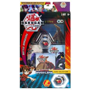Bakugan Battle Planet Deluxe Card Collection Dragonoid