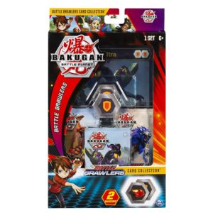 Bakugan Battle Planet Deluxe Card Collection Nillious