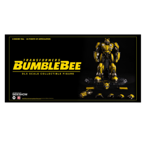 PRE-ORDER ThreeZero x Hasbro Transformers Bumblebee Movie DLX Bumblebee Collectible Figure
