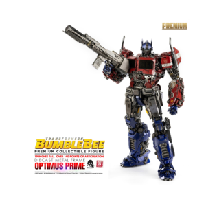 PRE-ORDER ThreeZero x Hasbro Transformers Bumblebee Movie Optimus Prime Premium 19 Inches Tall Collectible Figure