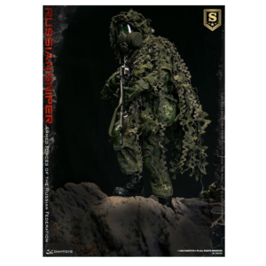 PRE-ORDER Damtoys Armed Forces of the Russian Federation Russian Sniper Special Edition 1/6 Scale Collectible Figure