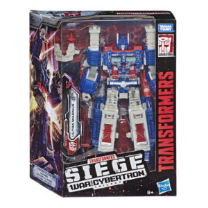 Transformers Siege Leader Ultra Magnus (Due July 24th)