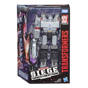 Transformers Siege Voyager Megatron (Due July 24th)