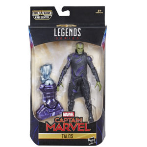 Marvel Legends Captain Marvel Series Talos