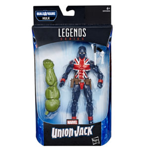 Marvel Legends Hulk Series Union Jack (Arriving July 17th)