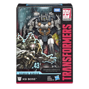 Transformers Studio Series Voyager KSI Boss (Due July 24th)