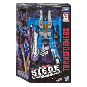 Transformers Siege Voyager Thundercracker (Due July 24th)