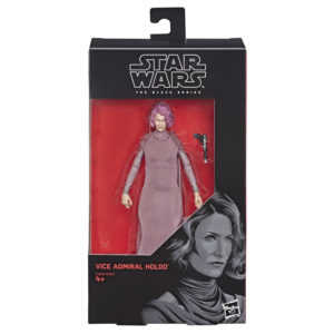 Star Wars Black Series Vice Admiral Holdo (Arriving July 24th)