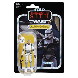 Star Wars Vintage Collection 41st Elite Clone Trooper (Due July 14th)