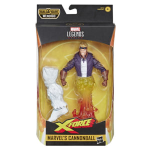 Marvel Legends Wendigo Series Cannonball