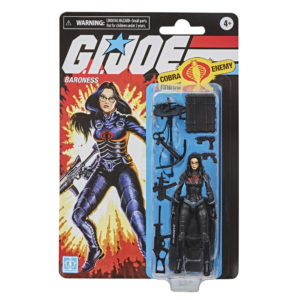 BALANCE PAYMENT ONLY G.I. Joe Retro 3.75″ Baroness