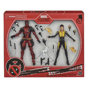 BALANCE PAYMENT ONLY Marvel Legends Deadpool Movie Deadpool and Negasonic Teenage Warhead