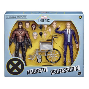 PRE-ORDER Marvel X-Men Movie 20th Anniversary Magneto and Professor X