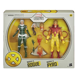 BALANCE PAYMENT ONLY Marvel Legends X-Men Rogue and Pyro